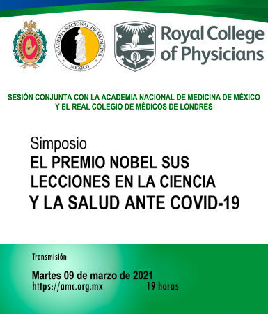 El Premio Nobel sus lecciones en la ciencia y la salud ante COVID-19